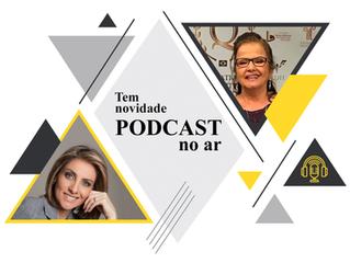 Venha ouvir o novo Podcast