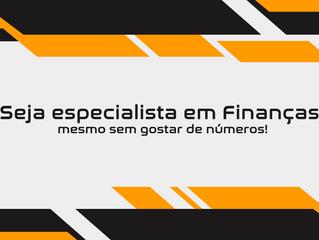 Seja especialista em Finanças e ajude o próximo!