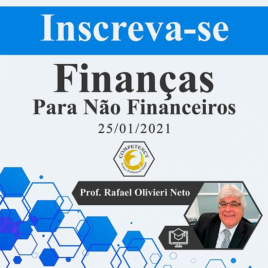25/01/2021 - FINANÇAS PARA NÃO FINANCEIROS