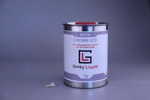 """Gorky Liquid """"Dental Crown"""" A1-A2 LCD"""