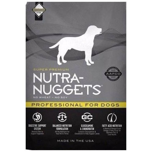 ALIMENTO NUTRA PROFESIONAL 15 KG