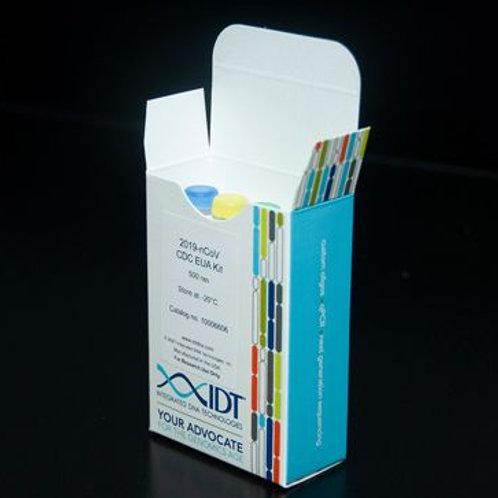 2019-nCoV CDC EUA Kit (N1, N2, RP) 1000 rxn