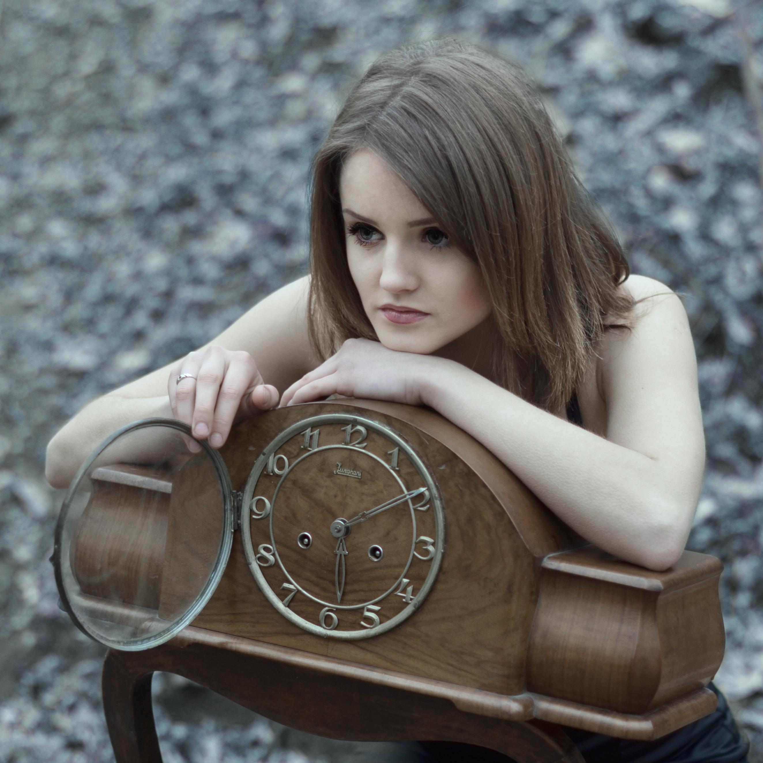 Modelka: Karolina Kaźmierczak