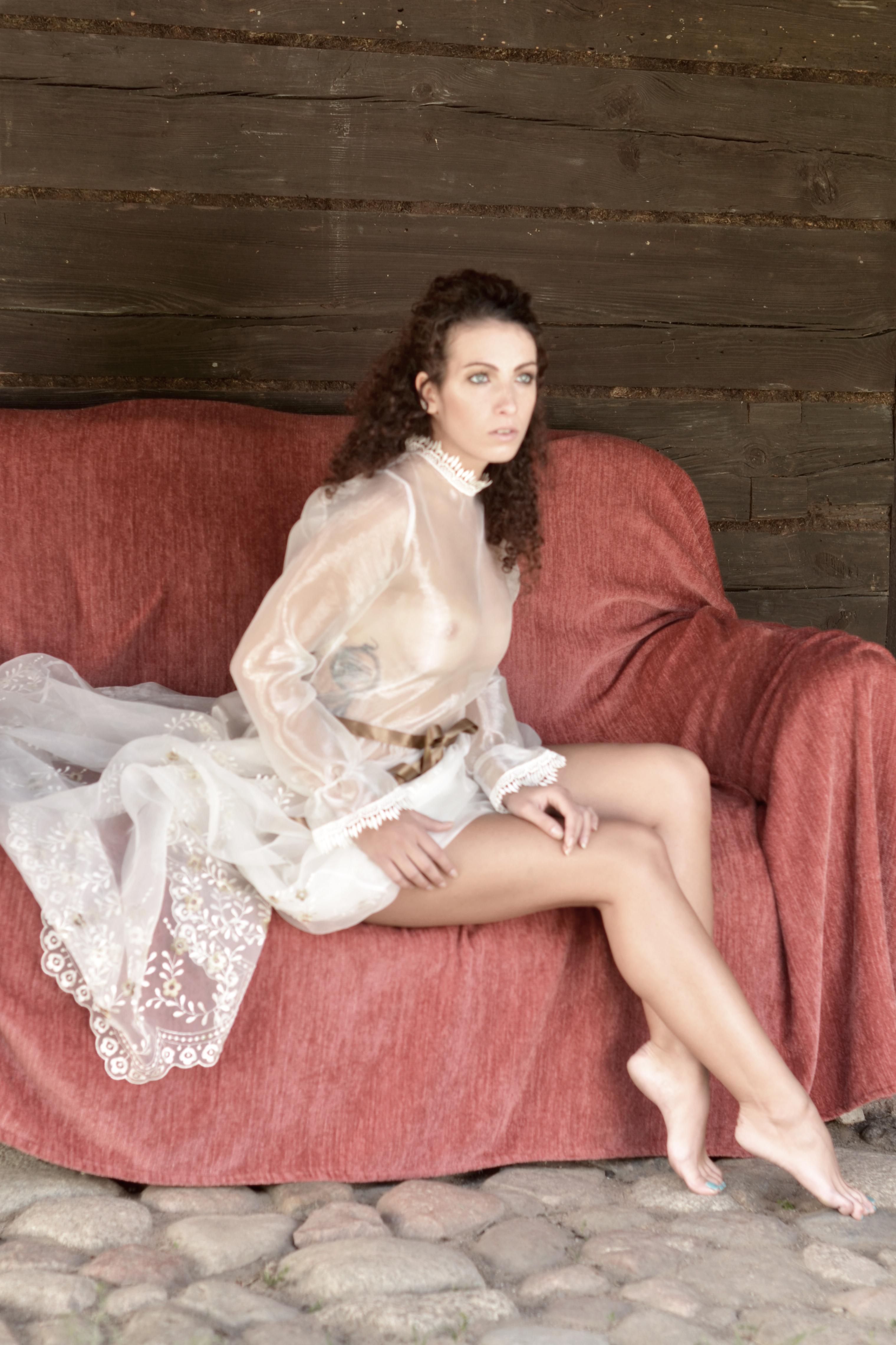 Modelka: Dagmara Filipkowska