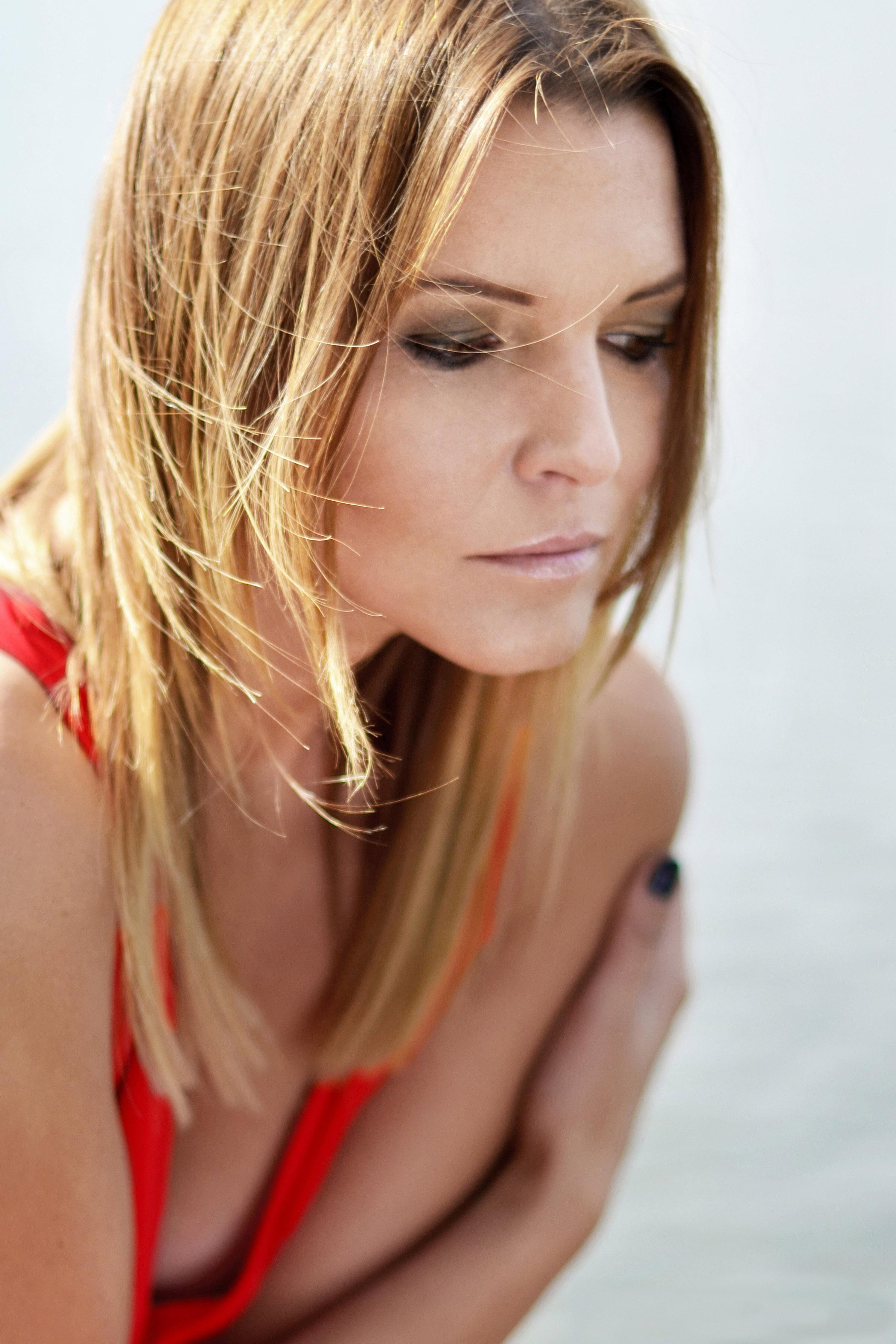 Modelka: Ilona Felicjańska