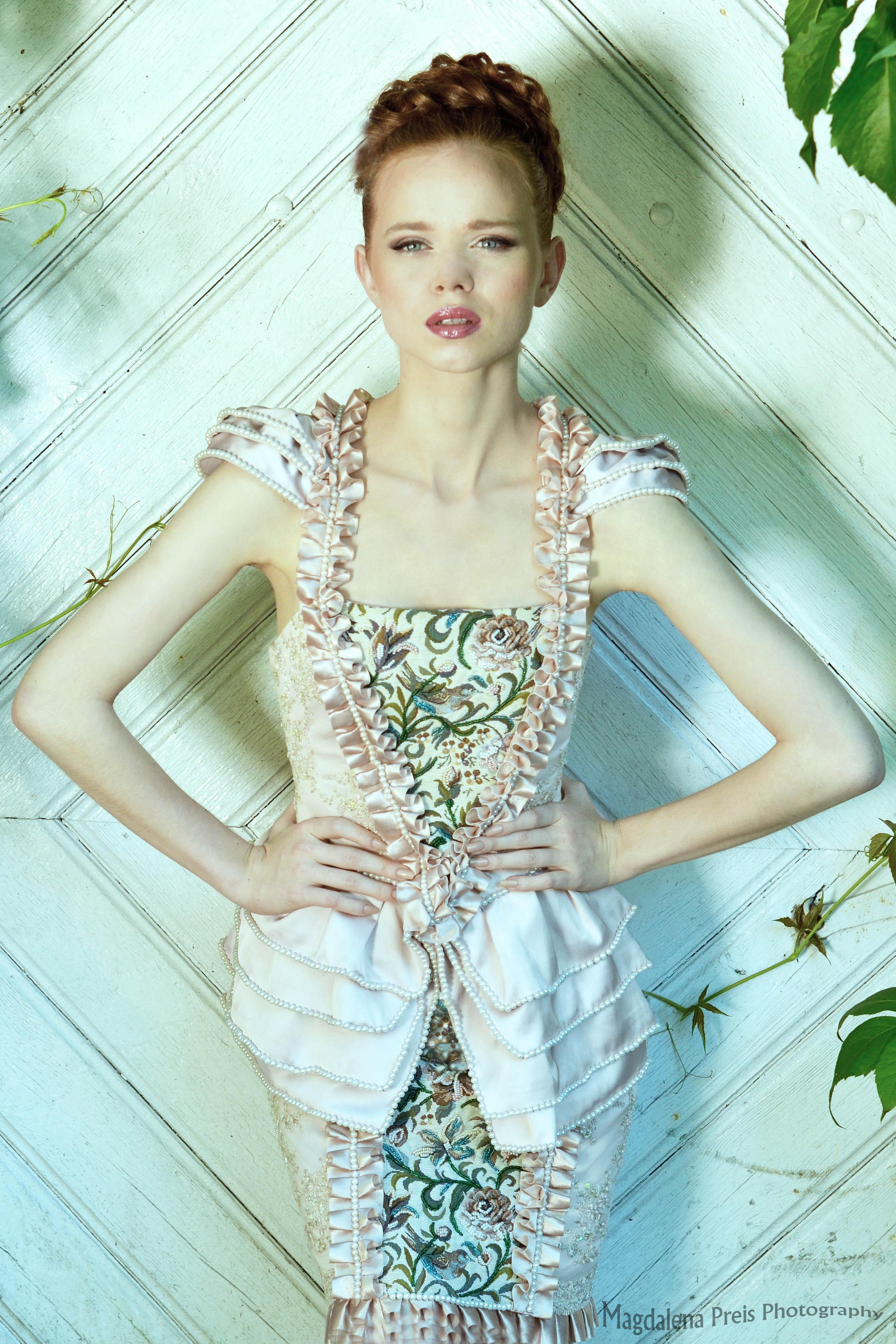 Modelka: Sandra Plajzer