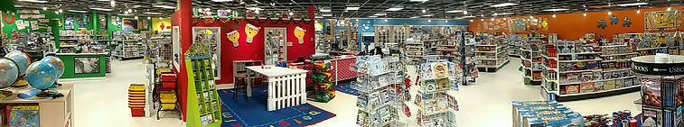 Huge selction of quality teacher supplies and educational gifts.