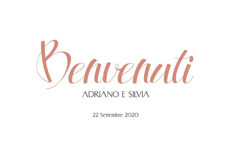 CARTELLO BENVENUTO_MODELLO SILVIA
