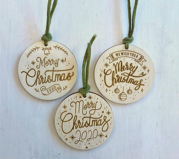 PALLINA Merry Christmas
