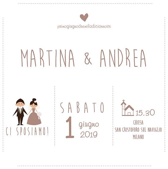 MODELLO MARTINA
