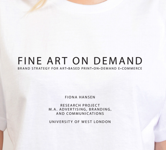 Fine Art on Demand