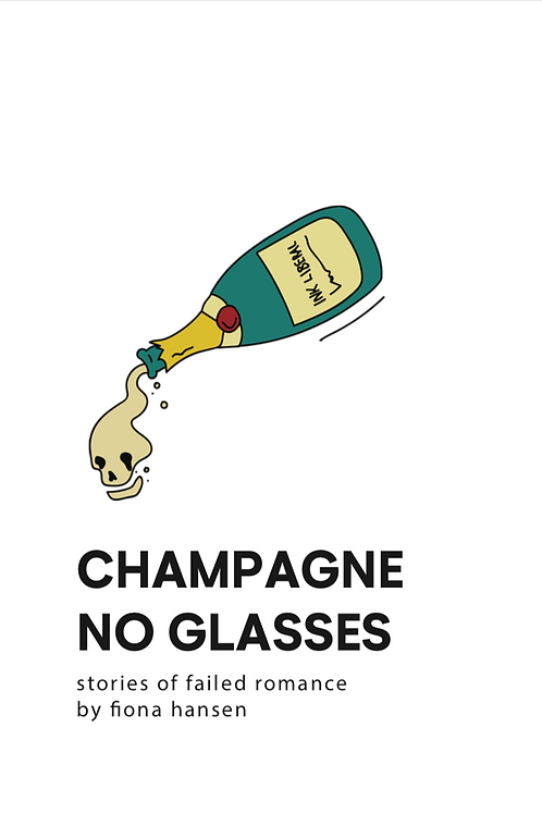 CHAMPAGNE NO GLASSES Short Stories Collection