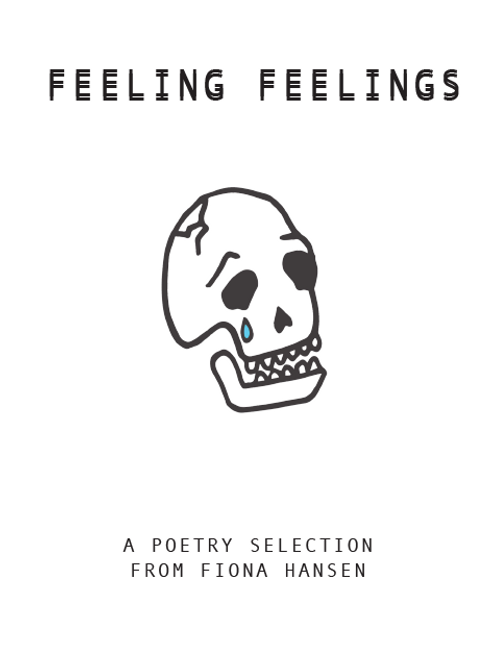 Feeling Feelings Poetry Book