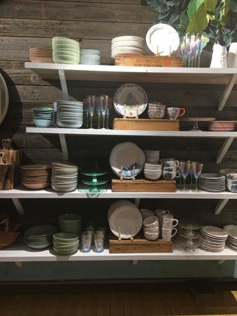 Merchandising & art de la table _anthrop