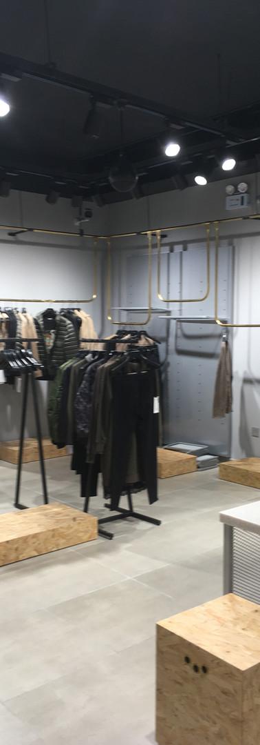 Boutique show room Linkchic Pekin
