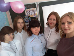Девочки 9 Г