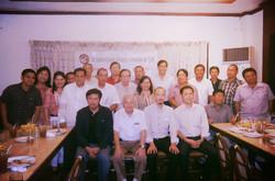 ミンダナオ日本人商工会議所 新入会員宣誓式・懇親会