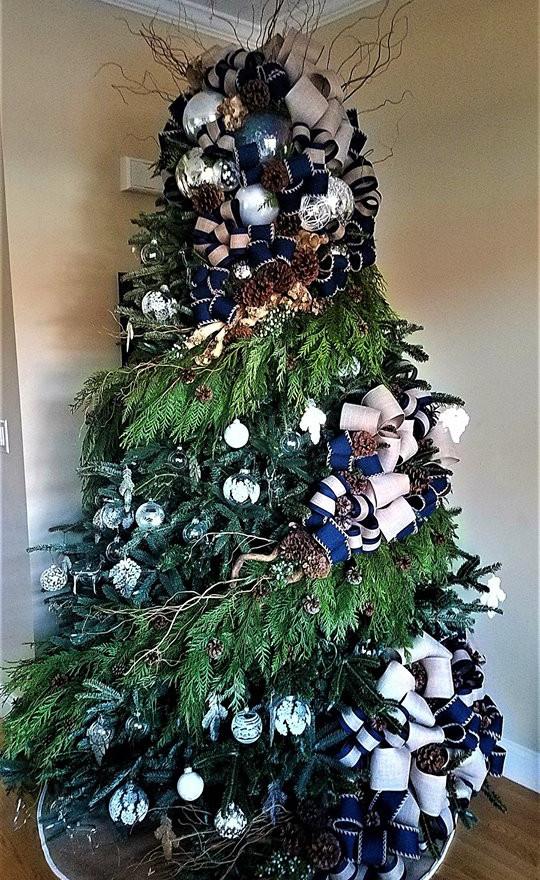 Rustic Modern Christmas