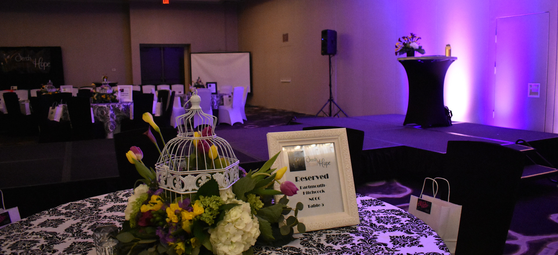 2018 Seeds of Hope Fashion Show Fundraiser for Dartmouth-Hitchcock Norris Cotton Cancer Center