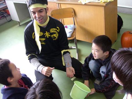 Daniel Morales - Nishiaizu, Fukushima (2005-2008)