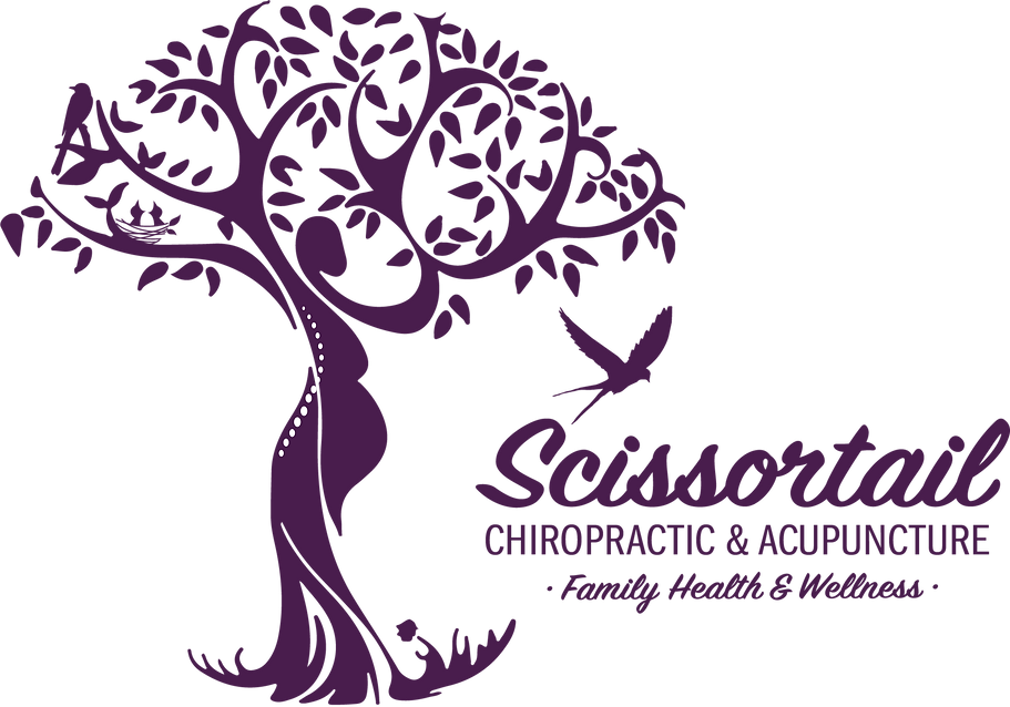 Scissortail Chiropractic and Acupuncture Logo