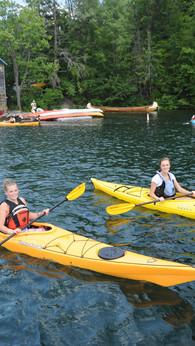Lake George Kayak