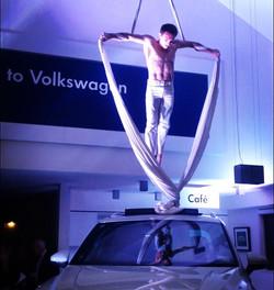 Volkswagen Launch