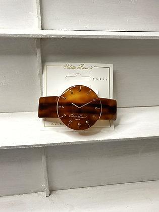 Заколка-автомат «Часы»