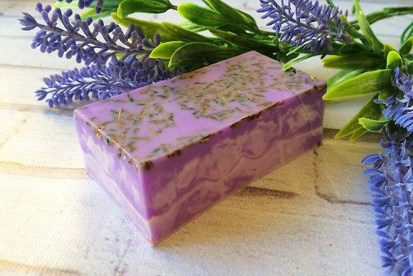Лавандовое мыло