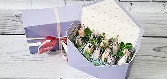 """Конвертик с цветами """"Бутоны роз"""""""