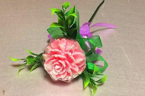 Букеты из мыла ручной работы, в наличии и на заказ, оригинальный подарок на праздник, цветок гвоздики, гвоздика