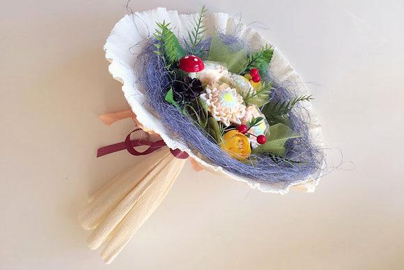 Букеты из мыла ручной работы, в наличии и на заказ, оригинальный подарок на праздник, букет из микса цветов