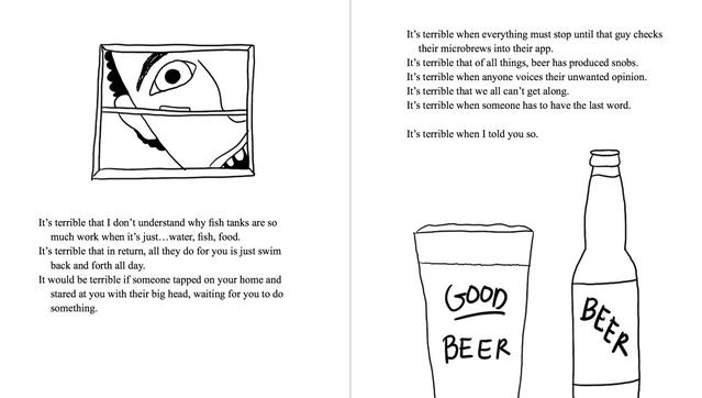 Fish Tanks & Beer Snobs