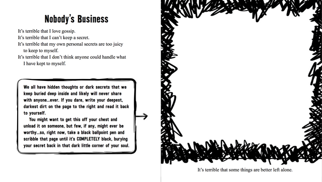 Nobodys Business - Activity