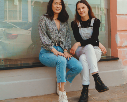 If Only They Knew Samantha Hornsby & Mae Yip