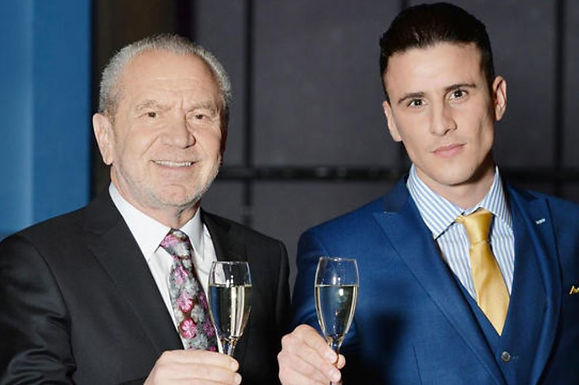 If Only They Knew Joseph Valente, The Apprentice Winner 2015