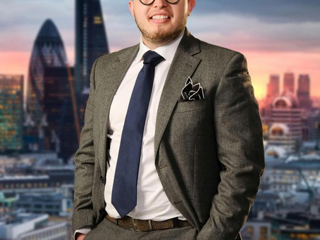 If Only They Knew Charles Burns - The Apprentice UK 2017 Candidate