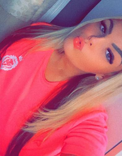 Pink IOTK Gym Top