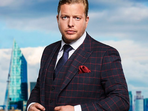 If Only They Knew Thomas Skinner, The Apprentice 2019 Candidate