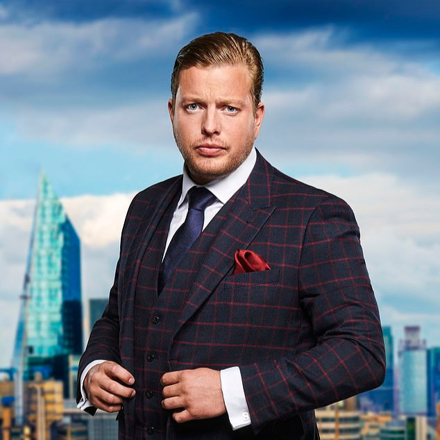 Thomas Skinner, The Apprentice 2019 Candidate