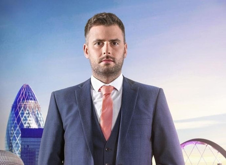 If Only They Knew Rick Monk - The Apprentice 2018 Candidate