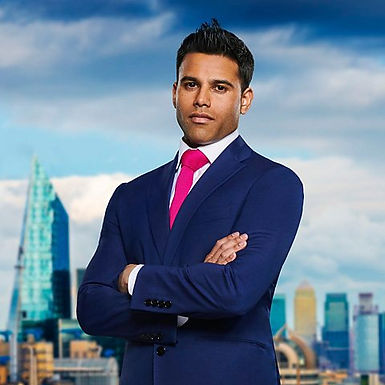 If Only They Knew Shahin Hassan, The Apprentice 2019 Candidate