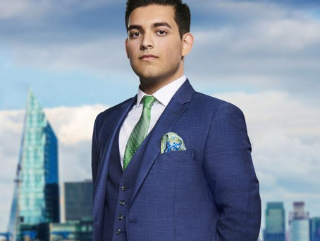 If Only They Knew Dean Ahmad, The Apprentice 2019
