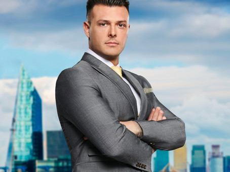 If Only They Knew Lewis Ellis, The Apprentice 2019 Candidate