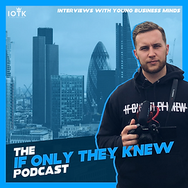 The If Only They Knew Podcast: Interview