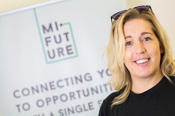Meet Gemma Hallett, founder of miFuture