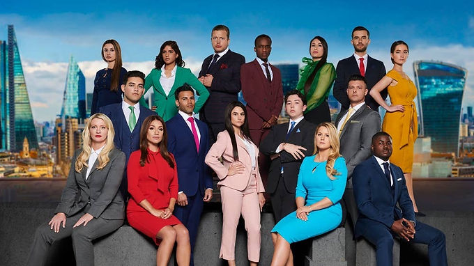 Meet The Apprentice 2019 Candidates