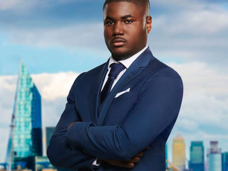 If Only They Knew Souleyman Bah, The Apprentice 2019 Candidate