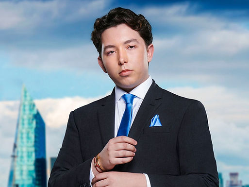 If Only They Knew Ryan-Mark Parsons, The Apprentice 2019 Candidate