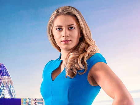 If Only They Knew Sabrina Stocker - The Apprentice 2018 Candidate